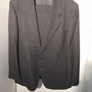 Yves Saint Laurent mens suit